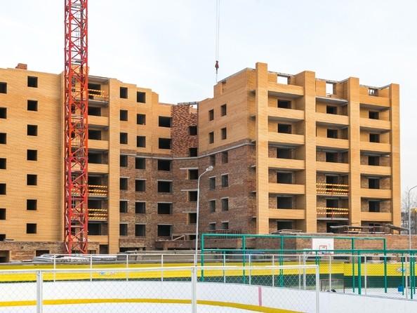 Фото Жилой комплекс ДИНАСТИЯ , 2 этап, Ход строительства 11 декабря 2018