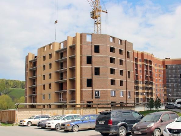 Фото Жилой комплекс ВЕСЕННИЙ, Заречная 21, дом 3, Ход строительства май 2019
