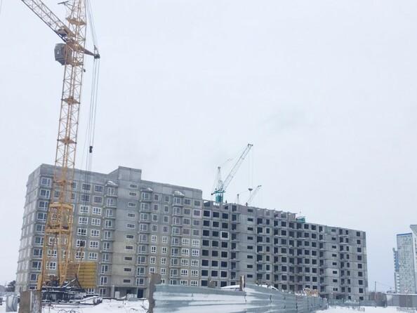 Фото Жилой комплекс ВРЕМЕНА ГОДА, дом 108, Ход строительства декабрь 2018