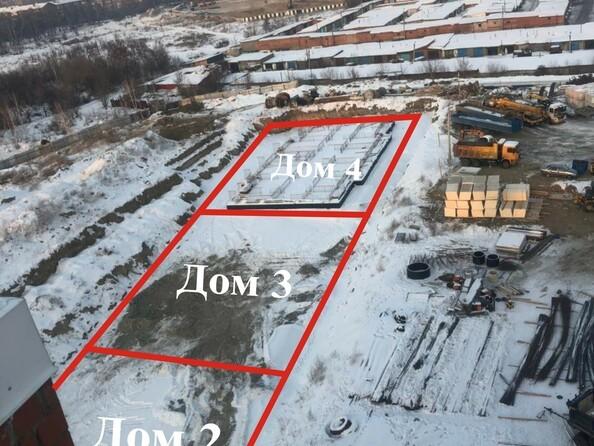 Ход строительства 27 января 2020