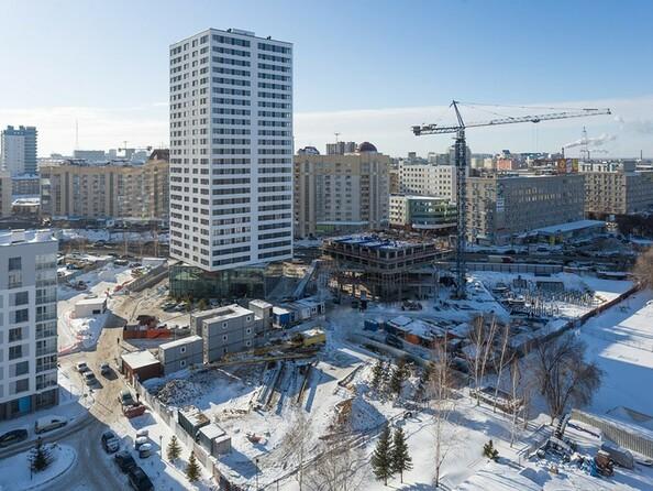 Фото Жилой комплекс ПАНОРАМА, дом 7, Ход строительства февраль 2019