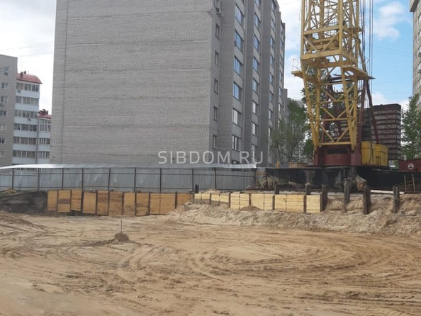 Фото Жилой комплекс ПОЛЯРНАЯ ЗВЕЗДА, Ход строительства май 2019