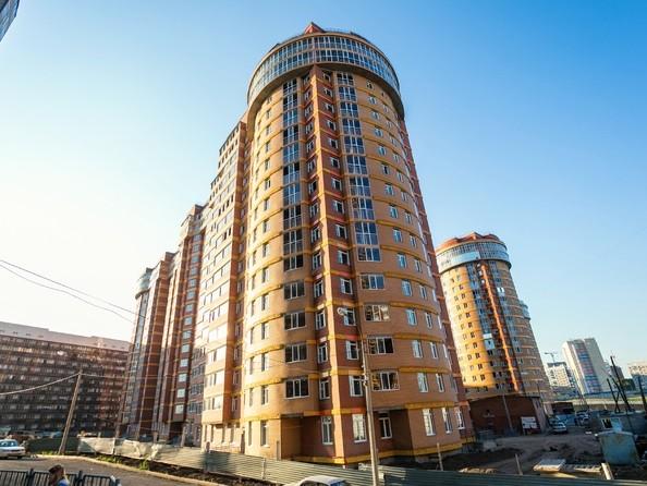 Фото Жилой комплекс РАДУЖНЫЙ, дом 3, Ход строительства 25 июня 2018
