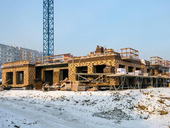Фото Жилой комплекс Арбан SMART (Смарт) на Шахтеров, д 1, Ход строительства 10 декабря 2018