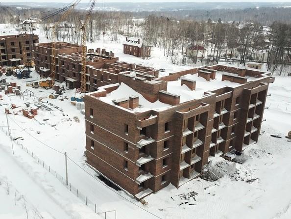 Фото Жилой комплекс Да Винчи, дом 5, Ход строительства март 2019