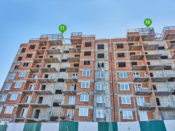 Фото Жилой комплекс СИМВОЛ, 2 оч, б/с 10-11, 1 ноября 2017