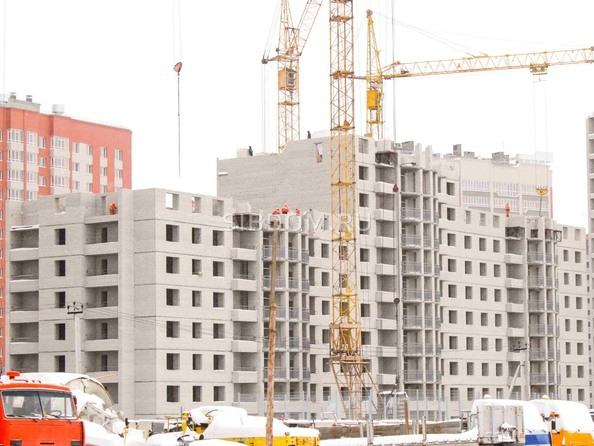 Ход строительства январь 2021