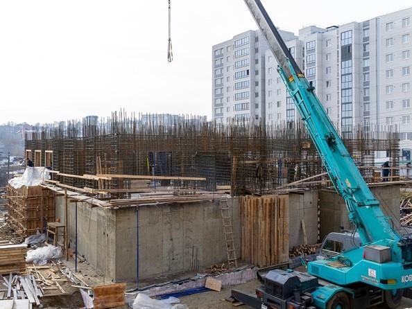 Ход строительства 31 октября 2020