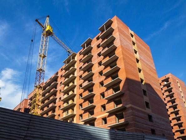 Фото Жилой комплекс СНЕГИРИ, дом 2, Ход строительства 14 августа 2016