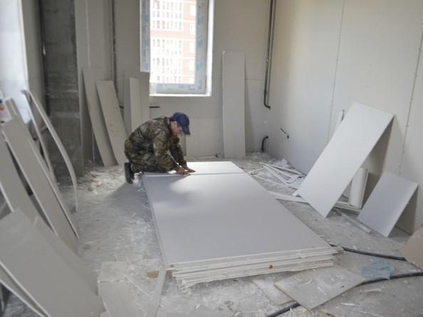 Фото Жилой комплекс МОЛОДЕЖНЫЙ, дом 4, Ход строительства июнь 2019