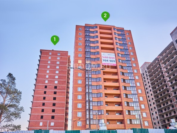 Фото Жилой комплекс АЗИМУТ, б/с 1, Ход строительства 1 ноября 2017