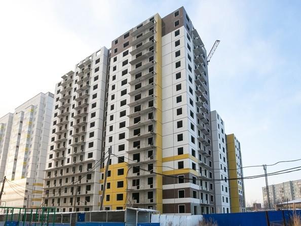 Фото Иннокентьевский, 3 мкр, дом 6, Ход строительства 11 декабря 2018