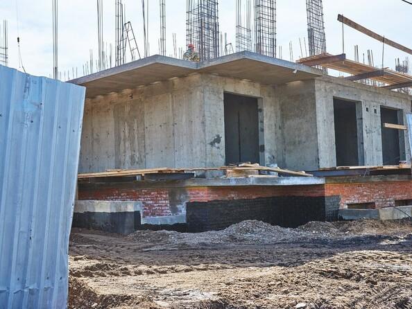 Фото Жилой комплекс КОРИЦА, дом 2, Ход строительства 22 апреля 2019