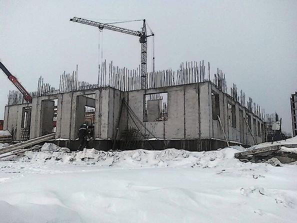 Фото Жилой комплекс СОЛНЕЧНЫЙ БУЛЬВАР, дом 18, корпус 4, Ход строительства февраль 2019