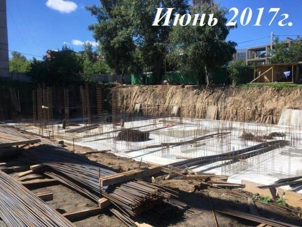 Фото Жилой комплекс «ALMA MATER» (Альма Матер), Ход строительства Июнь 2017