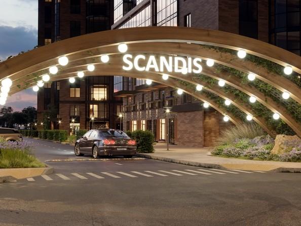 Картинки Микрорайон SCANDIS (Скандис), дом 1