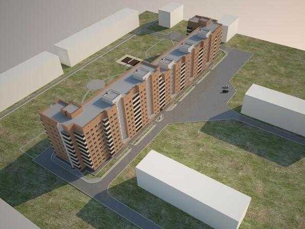Картинки Жилой комплекс Сосновоборск, 7 мкр, 1 этап