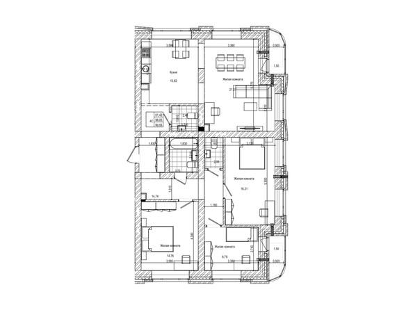 Планировка  0 м²