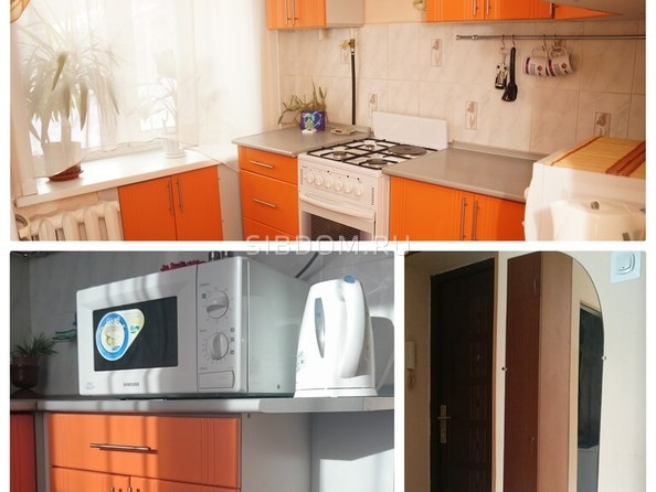 Сдам посуточно в аренду 1-комнатную квартиру, 31 м², Барнаул. Фото 4.