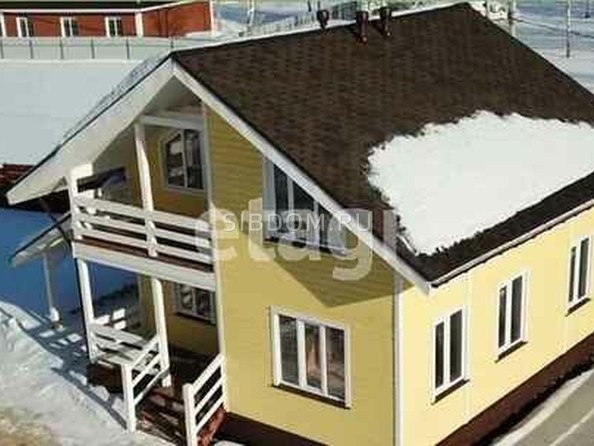 Продам дом, 82.7 м², Новый. Фото 1.