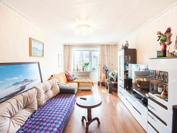 Продам 3-комнатную, 66.22 м², Добролюбова ул, 6. Фото 1.