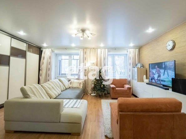 Продам 2-комнатную, 63.8 м2, Ермаковская ул, 7. Фото 4.