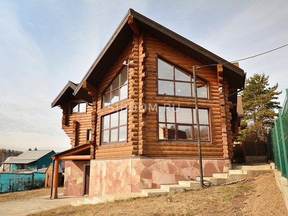 Продам коттедж, 360 м², Иркутск. Фото 1.