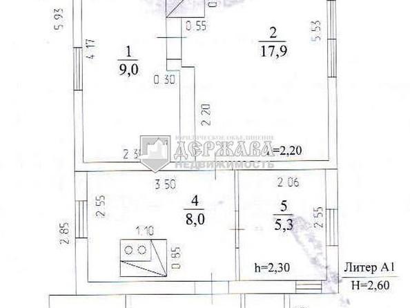 Продам дом, 43.2 м², Кемерово. Фото 30.