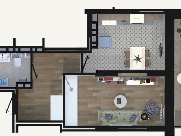Продам 1-комнатную, 37.95 м2, Ипподромская ул, 50. Фото 1.