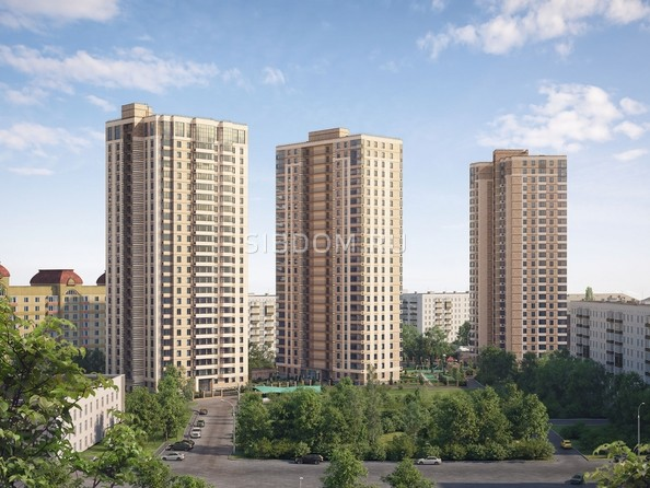 Продам 1-комнатную, 78.14 м², РАСЦВЕТАЙ НА МАРКСА, дом 2.1. Фото 10.