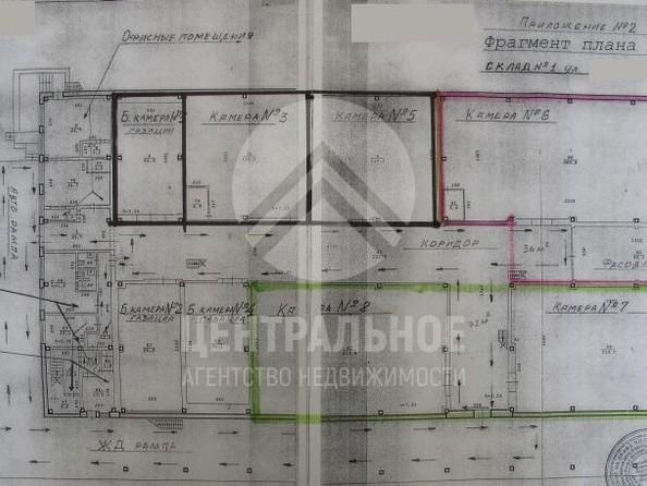 Сдам склад, 1500 м², Игарская ул. Фото 8.